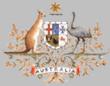 ตราประจำชาติออสเตรเลีย