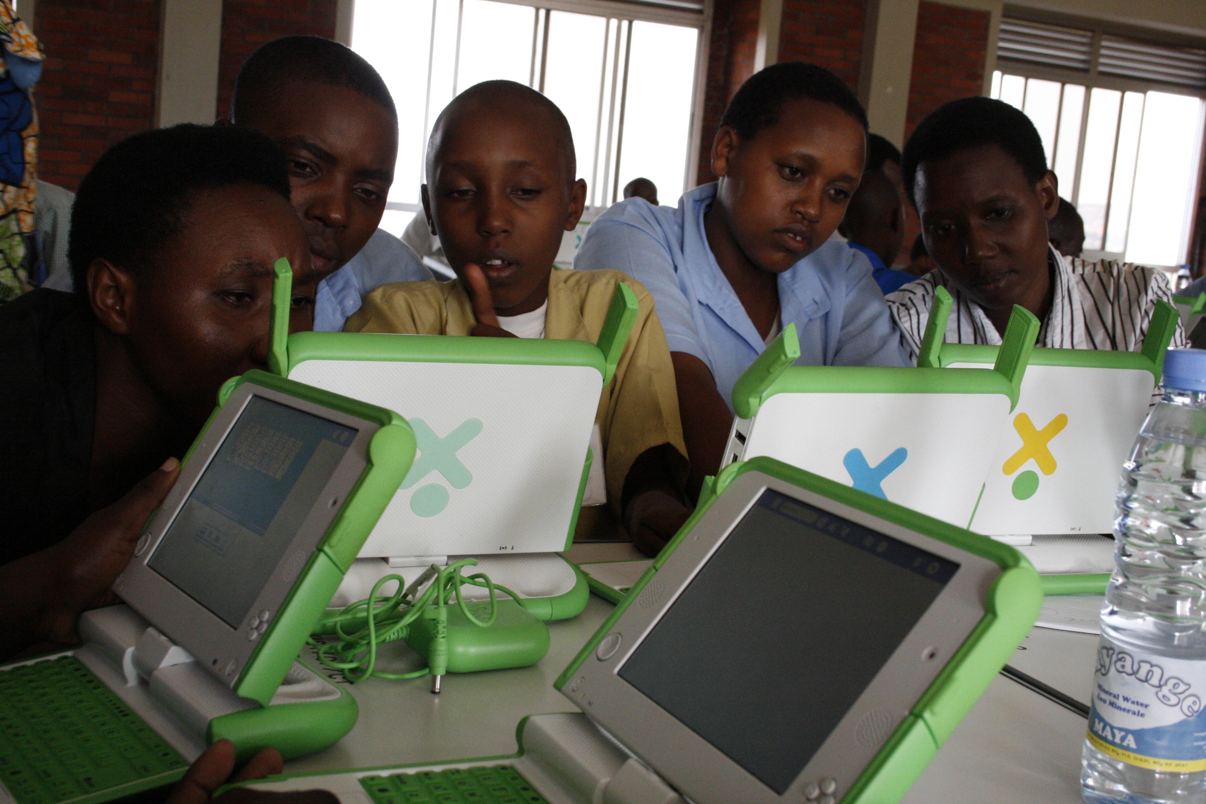 Deployment in Rwanda
